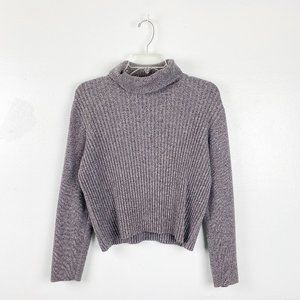 Vintage Charter Club | Ribbed Turtleneck Sweater